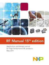 rf manual amplifier field effect transistor
