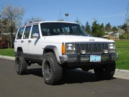 jeep lifestyle 1990 jeep cherokee information and photos zombiedrive