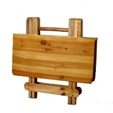 Small Portable Folding Table Wonderful Small Wood Folding Table Simple Wood Folding Table