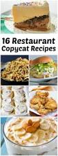 219 best restaurant copy cat recipes images on pinterest cook