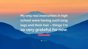 shailene woodley 7 wallpapers shailene woodley quote u201cmy only real insecurities in high