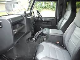 land rover defender interior back seat land rover defender bowler 90 xs station wagon bowler fast road