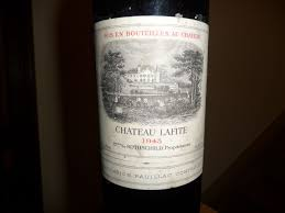 learn about chateau lafite rothschild 1943 chateau lafite rothschild pauillac 1 bottle catawiki