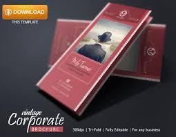 corporate brochure templates u2013 world famous indesign templates