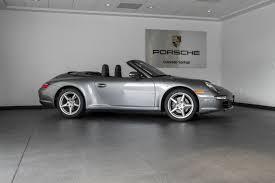 grey porsche 911 convertible 2006 porsche 911 carrera 4 for sale in colorado springs co p2776c
