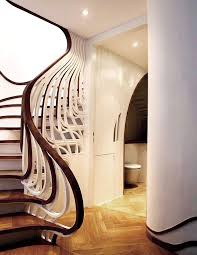 Hanging Stairs Design Creative Staircase Designs Wooden Unique Staircase Ideas White