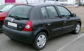 renault clio 2007 black file renault clio rear 20080103 jpg wikimedia commons