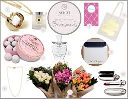 wedding gift guide soco events wedding gift guide bridesmaids soco events