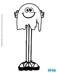 mr men living dead coloring pages hellokids com