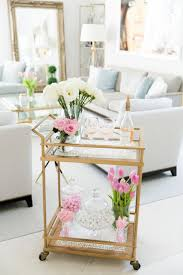 dining room cart 173 best bar carts images on pinterest bar carts fashionable