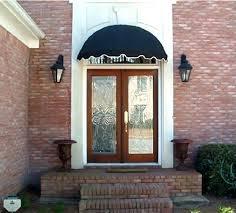 Door Awnings Aluminum Vienna Window Or Door Awning Aluminum Window And Door Awnings Door