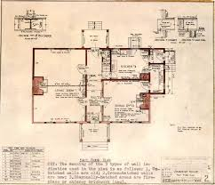 Historic Colonial House Plans Charlton House Architectural Report Block 9 Building 30 Lot 22