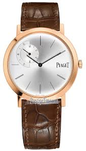 piaget altiplano g0a34113 piaget altiplano manual wind 40mm mens