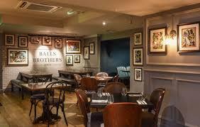 restaurants london u0026 best bars in london balls brothers