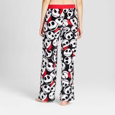 Nightmare Before Christmas Desk Set Women U0027s Nightmare Before Christmas Plush Pajama Pants Target