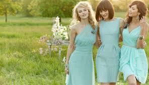 mint blue bridesmaid dresses mint bridesmaid dresses the knot