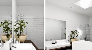 Schlafzimmer Und Badezimmer Kombiniert Dachausbau Ideen Für Badezimmer Velux Dachfenster