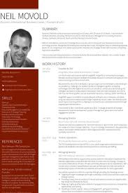 founder ceo resume samples visualcv resume samples database