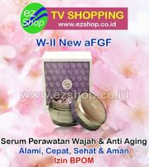 Serum Wajah Shop new afgf serum anti aging alami ez shop indonesia