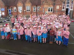 are your children celebrating world book day across bromsgrove