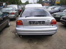 ford mondeo 1 8 1996 technical specifications of cars