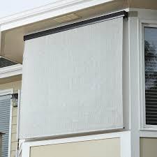amazon com premium outdoor sun shade cordless 10 feet by 8