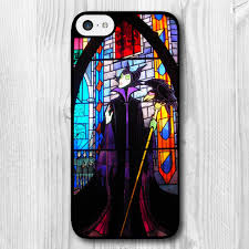 villain maleficent sleeping beauty protective cover case