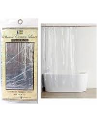 Magnetic Shower Curtain Liner Hello Winter 61 Transparent Shower Curtain Liner 100 Vinyl