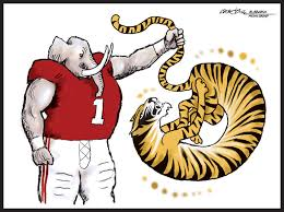 Iron Bowl Memes - alabama has the missouri tigers by the tail sec chionship