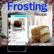 recipe apk frosting recipe apk free health fitness app for