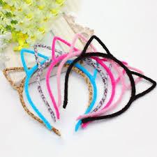 hair accessories perth coloful headwear cat ear hair band for women children hair
