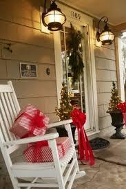 christmas porch decorations festive frugal christmas porch decor ideas for adding easy