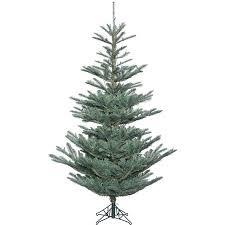 vickerman 10 alberta blue spruce artificial tree unlit