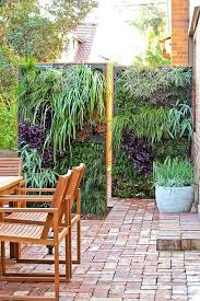 Garden Dividers Ideas Backyard Privacy Dividers Bamboo Fence Panels Privacy Garden