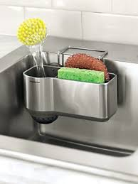 Kitchen Sink Sponge Holder Amusing Kitchen Sink Holder Home - Kitchen sink sponge holder