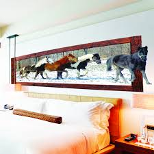 wall mural stickers decals ideas horse head wall mural decal animal murals primedecals