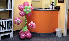 Valentines Day Balloon Decor by Balloon Zoom Fun Balloon Twisting And Decor Washington Dc