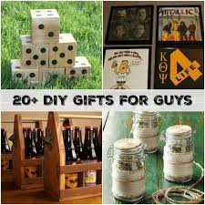 Handmade Gifts For Him Ideas - 20 handmade gifts guys will actually like sometimes