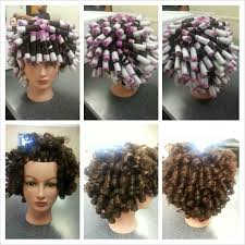 short wraps hairstyle spiral perm wrap cosmetology student chronicles pinterest