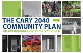 Plan Images by Cary Community Plan Town Of Cary