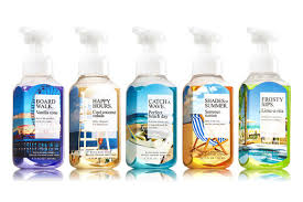 bath works summer suds fragrance collection the perfume
