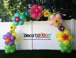 100 flower balloon decoration 7 lovable very easy balloon