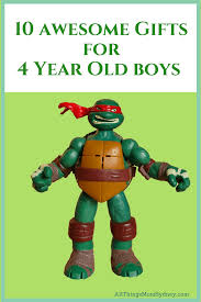 10 awesome gifts for 4 year old boys allthingsmomsydney
