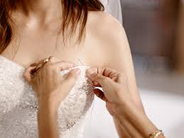 wedding dress alterations alterations 101 what you need to david s bridal