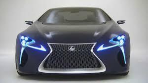 lexus lc 500 hong kong lexus lflc opal blue concept youtube