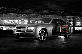 roll royce wraith 2015 rolls royce wraith u0027inspired by film u0027 a rolls for the red carpet