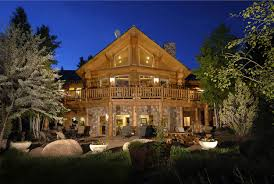 Luxury Log Home Plans Aspen Colorado Log Home Favorite Places Spaces Pinterest Uber