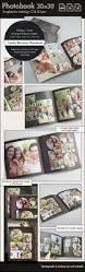 photobook family memories album template 30x30cm by sthalassinos
