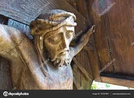 crucifixion jesus christ u2014 stock photo ginasanders 147321657