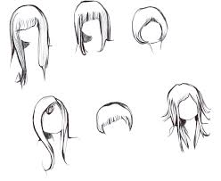 hairstyles sketches by hyoko x3 on deviantart